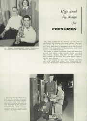 Page 56, 1958 Edition, Mendota High School - Atodnem Yearbook (Mendota, IL) online yearbook collection