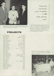 Page 69, 1958 Edition, Mendota High School - Atodnem Yearbook (Mendota, IL) online yearbook collection