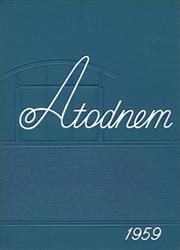 Mendota High School - Atodnem Yearbook (Mendota, IL) online yearbook collection, 1959 Edition, Page 1