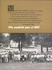 Page 6, 1961 Edition, Mendota High School - Atodnem Yearbook (Mendota, IL) online yearbook collection