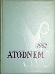 1962 Edition, Mendota High School - Atodnem Yearbook (Mendota, IL)