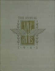 Page 1, 1943 Edition, West High School - Warrior Yearbook (Rockford, IL) online yearbook collection