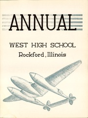 Page 7, 1943 Edition, West High School - Warrior Yearbook (Rockford, IL) online yearbook collection