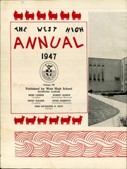 Page 6, 1947 Edition, West High School - Warrior Yearbook (Rockford, IL) online yearbook collection