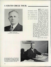 Page 16, 1948 Edition, West High School - Warrior Yearbook (Rockford, IL) online yearbook collection