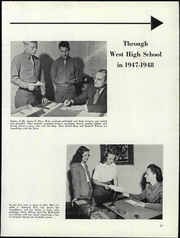 Page 17, 1948 Edition, West High School - Warrior Yearbook (Rockford, IL) online yearbook collection