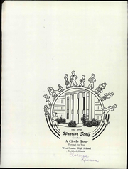 Page 7, 1948 Edition, West High School - Warrior Yearbook (Rockford, IL) online yearbook collection