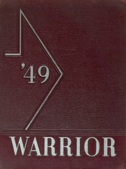 1949 Edition, West High School - Warrior Yearbook (Rockford, IL)