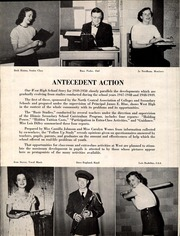 Page 8, 1950 Edition, West High School - Warrior Yearbook (Rockford, IL) online yearbook collection