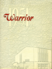 1951 Edition, West High School - Warrior Yearbook (Rockford, IL)