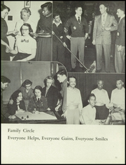 Page 15, 1951 Edition, West High School - Warrior Yearbook (Rockford, IL) online yearbook collection