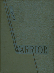 1952 Edition, West High School - Warrior Yearbook (Rockford, IL)
