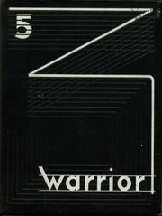 1953 Edition, West High School - Warrior Yearbook (Rockford, IL)