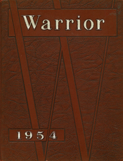 1954 Edition, West High School - Warrior Yearbook (Rockford, IL)
