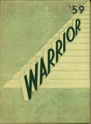 1959 Edition, West High School - Warrior Yearbook (Rockford, IL)