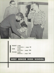 Page 8, 1959 Edition, West High School - Warrior Yearbook (Rockford, IL) online yearbook collection