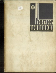 1932 Edition, Horace Mann School - Horace Mannikin Yearbook (Bronx, NY)