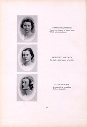 Page 17, 1935 Edition, Horace Mann School - Horace Mannikin Yearbook (Bronx, NY) online yearbook collection
