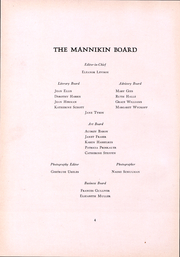 Page 5, 1935 Edition, Horace Mann School - Horace Mannikin Yearbook (Bronx, NY) online yearbook collection
