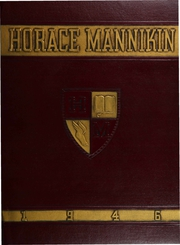 1946 Edition, Horace Mann School - Horace Mannikin Yearbook (Bronx, NY)