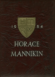 1954 Edition, Horace Mann School - Horace Mannikin Yearbook (Bronx, NY)