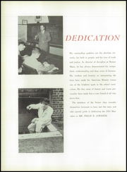 Page 10, 1954 Edition, Horace Mann School - Horace Mannikin Yearbook (Bronx, NY) online yearbook collection