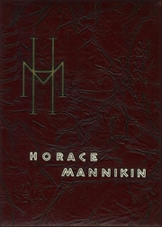 1955 Edition, Horace Mann School - Horace Mannikin Yearbook (Bronx, NY)