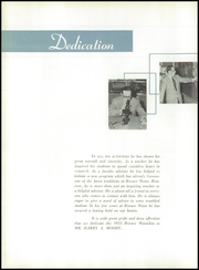 Page 10, 1955 Edition, Horace Mann School - Horace Mannikin Yearbook (Bronx, NY) online yearbook collection