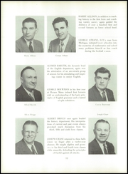 Page 16, 1955 Edition, Horace Mann School - Horace Mannikin Yearbook (Bronx, NY) online yearbook collection