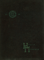 1958 Edition, Horace Mann School - Horace Mannikin Yearbook (Bronx, NY)