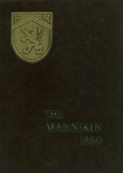 1960 Edition, Horace Mann School - Horace Mannikin Yearbook (Bronx, NY)