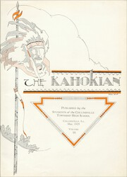 Page 5, 1929 Edition, Collinsville High School - Kahokian Yearbook (Collinsville, IL) online yearbook collection