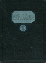 Page 1, 1932 Edition, Collinsville High School - Kahokian Yearbook (Collinsville, IL) online yearbook collection
