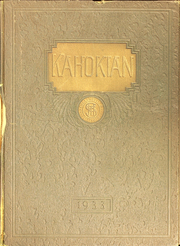 Page 1, 1933 Edition, Collinsville High School - Kahokian Yearbook (Collinsville, IL) online yearbook collection