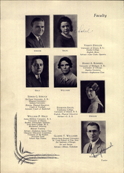 Page 16, 1933 Edition, Collinsville High School - Kahokian Yearbook (Collinsville, IL) online yearbook collection