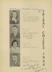 Page 10, 1944 Edition, Morris Community High School - Chief Yearbook (Morris, IL) online yearbook collection