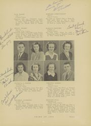 Page 15, 1944 Edition, Morris Community High School - Chief Yearbook (Morris, IL) online yearbook collection