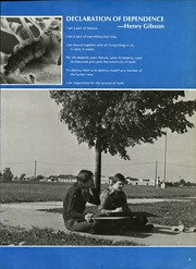 Page 9, 1975 Edition, Morris Community High School - Chief Yearbook (Morris, IL) online yearbook collection