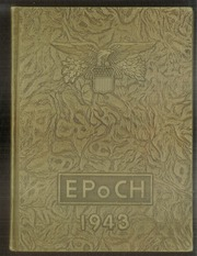 1943 Edition, East Peoria Community High School - Epoch Yearbook (East Peoria, IL)