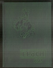 1945 Edition, East Peoria Community High School - Epoch Yearbook (East Peoria, IL)