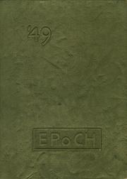 Page 1, 1949 Edition, East Peoria Community High School - Epoch Yearbook (East Peoria, IL) online yearbook collection