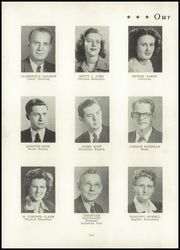 Page 14, 1949 Edition, East Peoria Community High School - Epoch Yearbook (East Peoria, IL) online yearbook collection