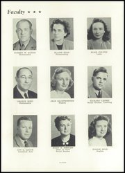 Page 15, 1949 Edition, East Peoria Community High School - Epoch Yearbook (East Peoria, IL) online yearbook collection