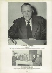 Page 8, 1950 Edition, East Peoria Community High School - Epoch Yearbook (East Peoria, IL) online yearbook collection