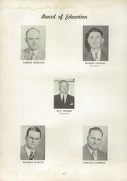 Page 10, 1951 Edition, East Peoria Community High School - Epoch Yearbook (East Peoria, IL) online yearbook collection