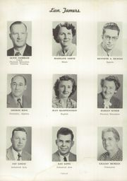 Page 16, 1951 Edition, East Peoria Community High School - Epoch Yearbook (East Peoria, IL) online yearbook collection