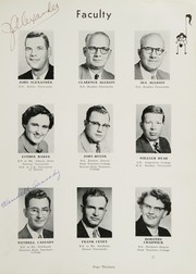 Page 17, 1956 Edition, East Peoria Community High School - Epoch Yearbook (East Peoria, IL) online yearbook collection