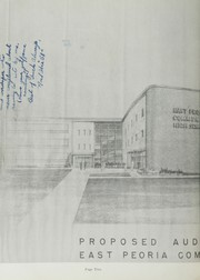 Page 6, 1956 Edition, East Peoria Community High School - Epoch Yearbook (East Peoria, IL) online yearbook collection