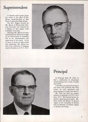 Page 13, 1962 Edition, East Peoria Community High School - Epoch Yearbook (East Peoria, IL) online yearbook collection