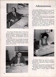 Page 14, 1962 Edition, East Peoria Community High School - Epoch Yearbook (East Peoria, IL) online yearbook collection